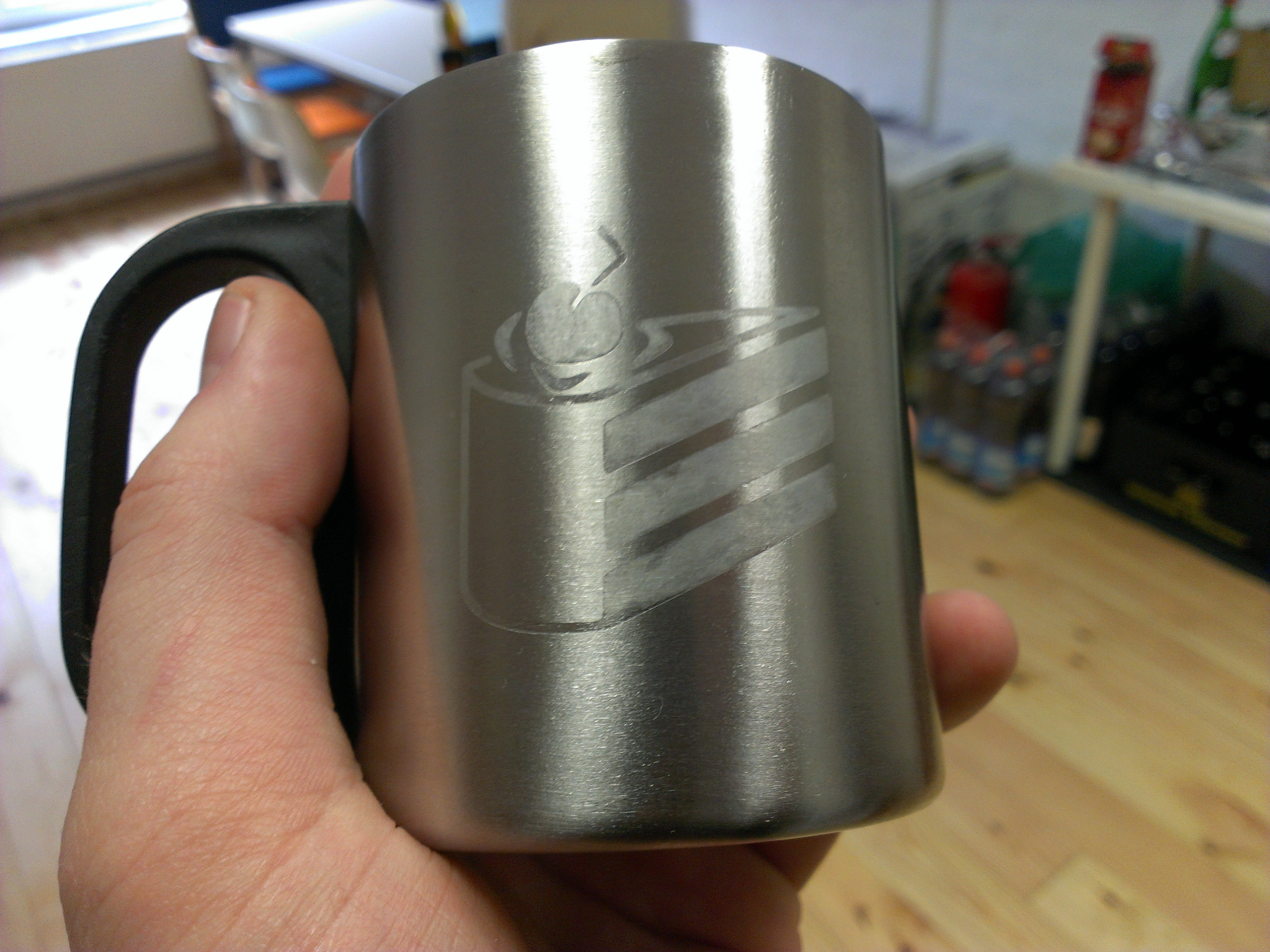How To Stainless Steel Etching 2 Updates Stratum 0