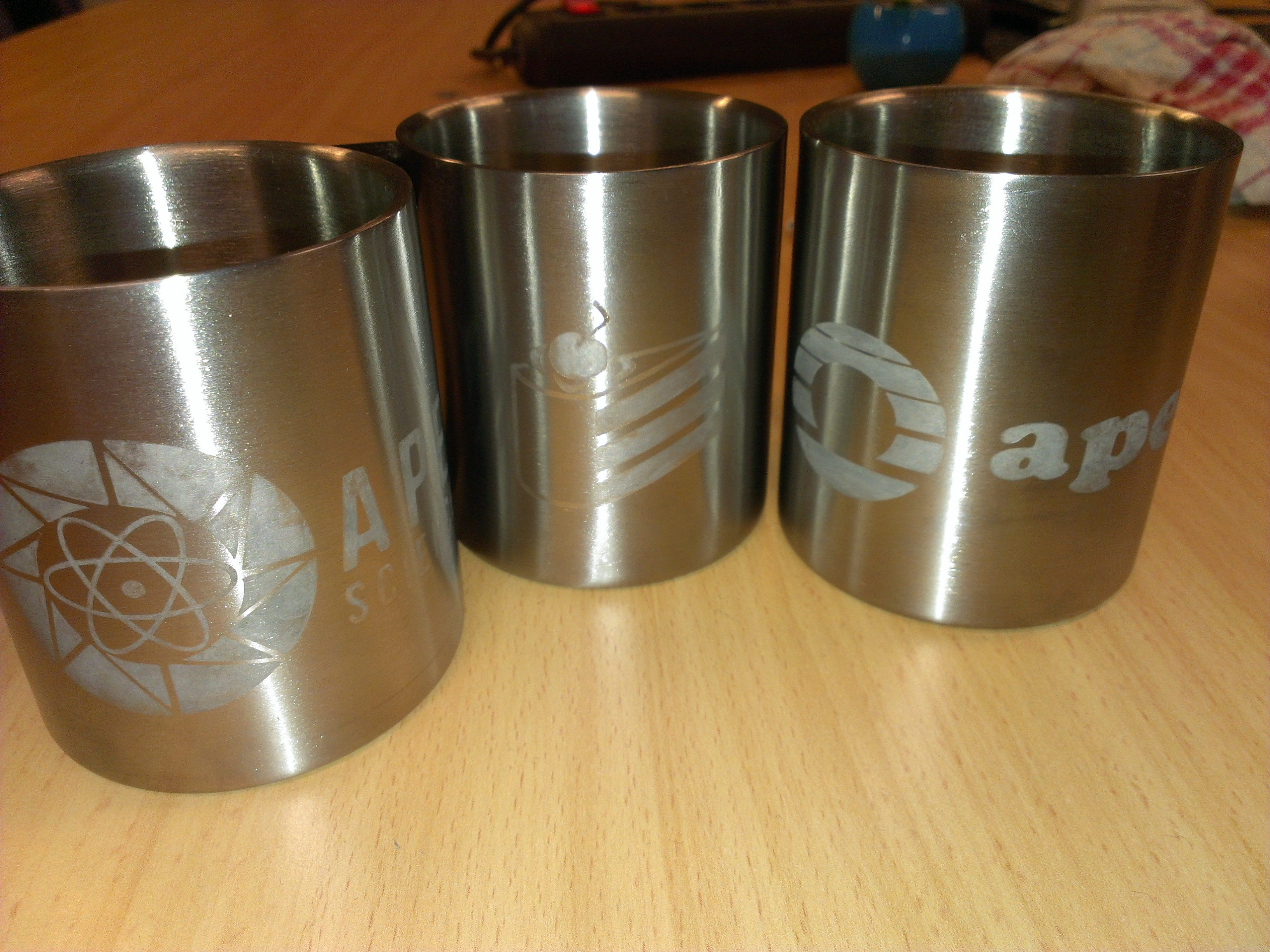 Top How-To: Stainless Steel Etching (2 Updates) - Stratum 0 UA63